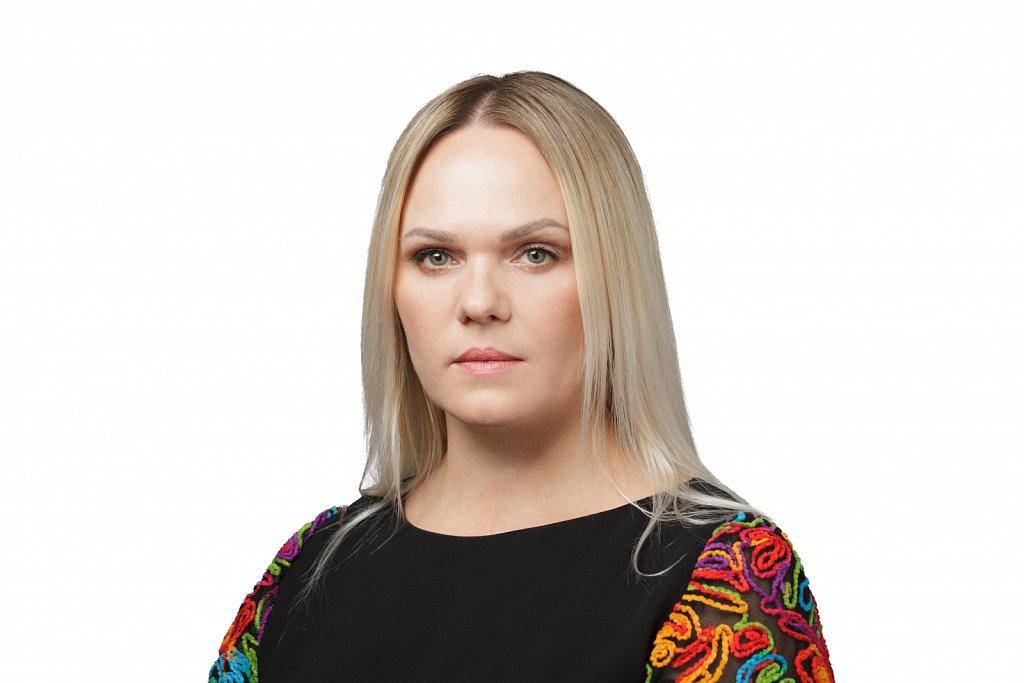 Женский бизнес-портрет. Хедшот